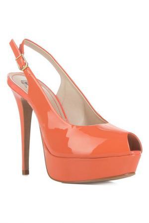 Туфли Loucos & Santos. Цвет: оранжевый