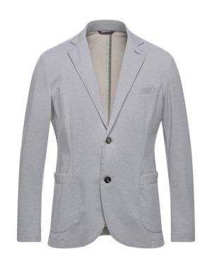 Пиджак MASON'S. Цвет: светло-серый