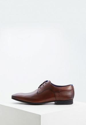 Туфли Ted Baker London. Цвет: коричневый