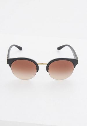 Очки солнцезащитные Burberry BE4241 346413. Цвет: черный