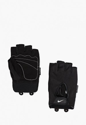 Перчатки для фитнеса Nike MENS FUNDAMENTAL TRAINING GLOVES. Цвет: черный
