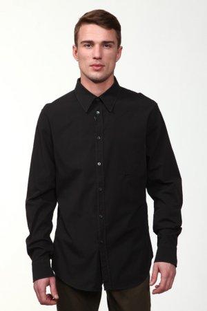 Рубашка Gerani. Цвет: черный