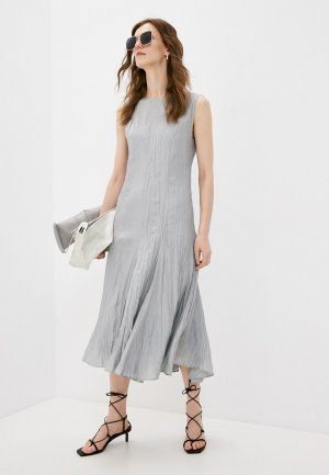 Платье Joseph. Цвет: серый