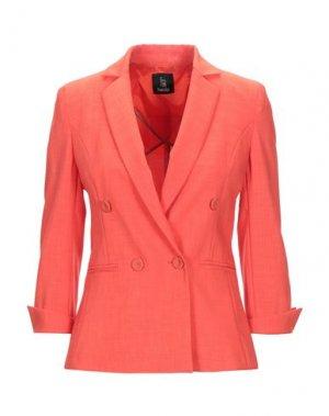 Пиджак HANITA. Цвет: коралловый