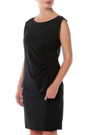 Платье Hugo Boss. Цвет: черный