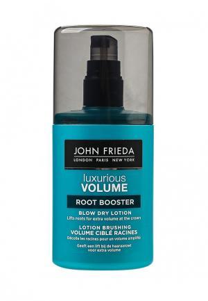 Спрей для укладки John Frieda Luxurious Volume прикорневого объема с термозащитным действием, 125 мл. Цвет: прозрачный