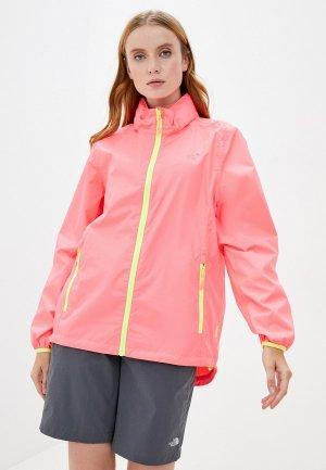 Ветровка Norveg. Цвет: розовый