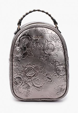 Рюкзак Alessandro Beato. Цвет: серебряный