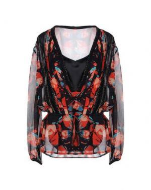 Блузка ELLA MOSS. Цвет: черный