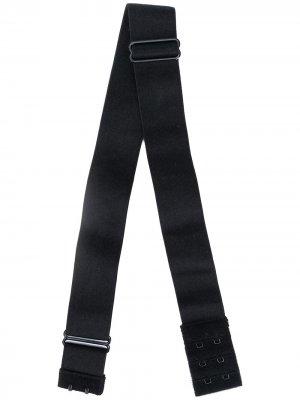 Регулируемый ремень Fashion Forms. Цвет: черный