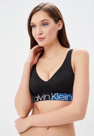 Бюстгальтер Calvin Klein Underwear. Цвет: черный
