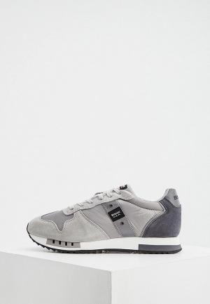 Кроссовки Blauer QUEENS. Цвет: серый