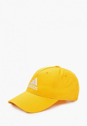 Бейсболка adidas LK GRAPHIC CAP. Цвет: желтый