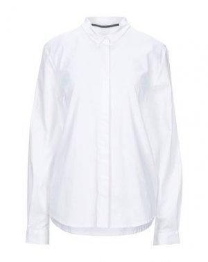 Pубашка JUST FEMALE. Цвет: белый