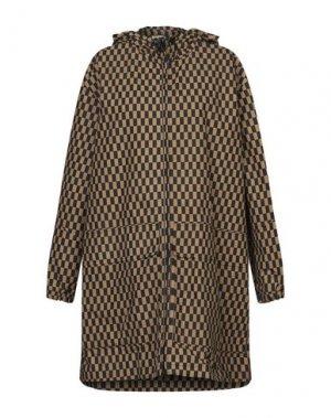 Легкое пальто MAURO GRIFONI. Цвет: коричневый