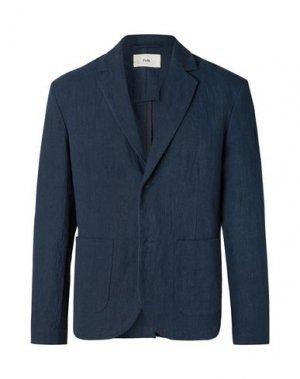 Пиджак FOLK. Цвет: темно-синий