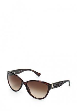 Очки солнцезащитные Ralph Lauren RA5176 50213. Цвет: коричневый