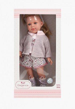 Кукла Arias ELEGANCE Carla, h 49 см.. Цвет: разноцветный
