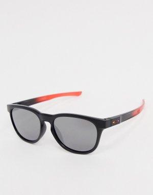 Солнцезащитные очки в квадратной оправе -Черный Oakley