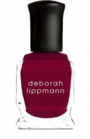 Лак для ногтей Cranberry Kiss Deborah Lippmann. Цвет: бесцветный