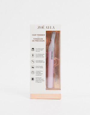 Электрический триммер для волос -Золотой Zoe Ayla