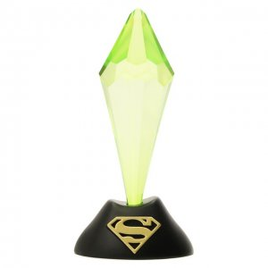 Скульптура Kryptonite Swarovski. Цвет: зелёный