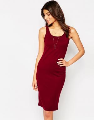 Платье-майка миди Glamorous Tall