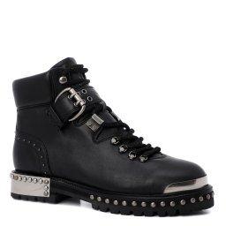 Ботинки 422L10BK черный LOLA CRUZ