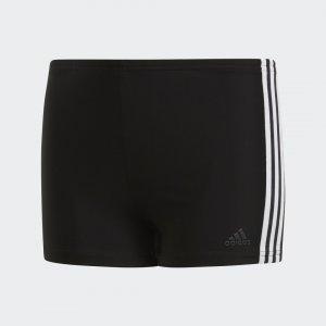 Плавки-боксеры 3-Stripes Performance adidas. Цвет: черный