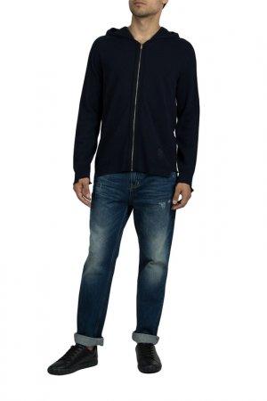 Олимпийка Alexander McQueen. Цвет: мультицвет