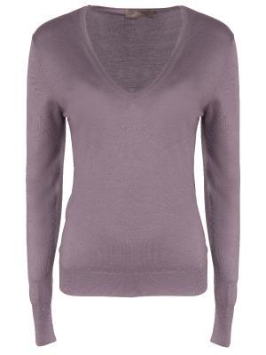 Кашемировый пуловер Cruciani. Цвет: разноцветный