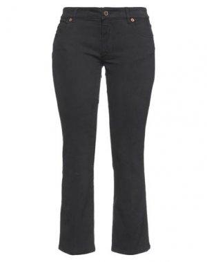 Повседневные брюки AVANTGAR DENIM by EUROPEAN CULTURE. Цвет: свинцово-серый