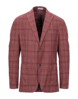 Пиджак BOGLIOLI. Цвет: кирпично-красный