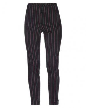 Повседневные брюки ÉCLÀ. Цвет: черный