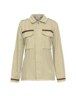 Куртка BEBÈ. Цвет: бежевый