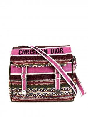 Сумка на плечо Diorama pre-owned Christian Dior. Цвет: зеленый