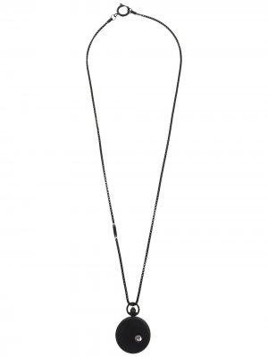 Карманные часы R40 Fob Paris. Цвет: черный