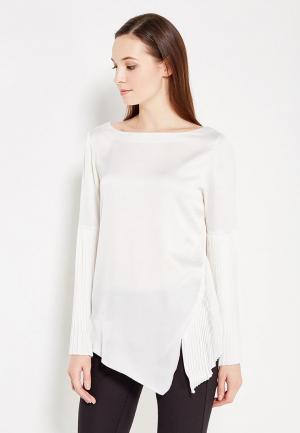 Блуза Banana Republic. Цвет: белый