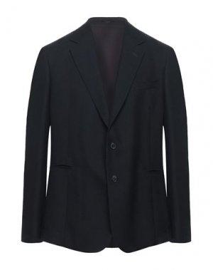 Пиджак PAUL SMITH. Цвет: темно-синий