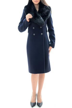 Пальто RADEKS. Цвет: navy