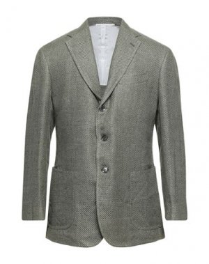 Пиджак MAXI HO. Цвет: шалфейно-зелёный