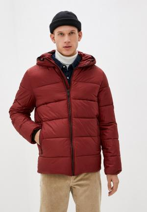Куртка утепленная Baon. Цвет: бордовый