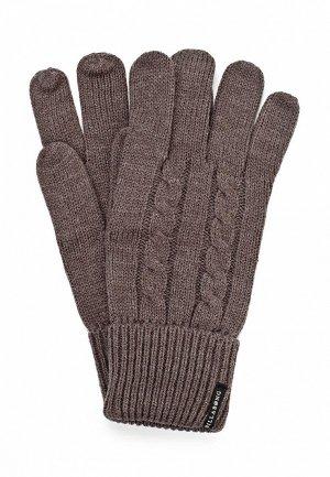 Перчатки Billabong BI009DMCZR13. Цвет: серый