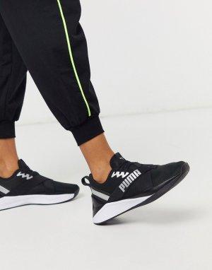 Черные кроссовки Jaab XT-Черный Puma