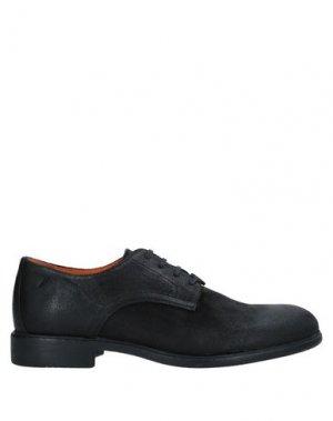 Обувь на шнурках AMBITIOUS. Цвет: черный
