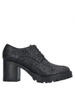Обувь на шнурках SGN GIANCARLO PAOLI. Цвет: черный