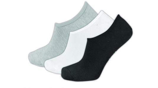 Носки Active Elements Ultra Low New Balance. Цвет: черный и белый