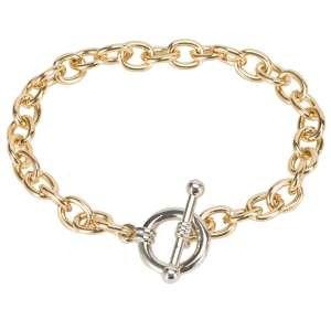 Браслет Ekonika EN40758-gold-silver-21L