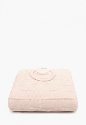 Одеяло детское NPL Nipperland. Цвет: розовый