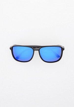 Очки солнцезащитные Thom Richard TR9023. Цвет: синий
